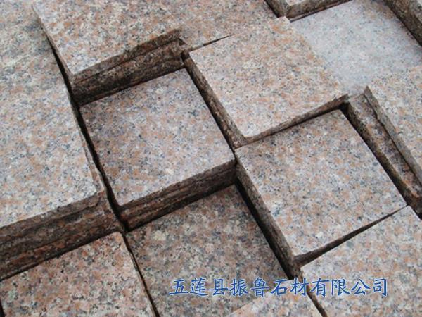 花岗岩五莲红石材