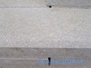 五莲红路边石