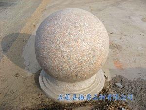 磨光面圆球